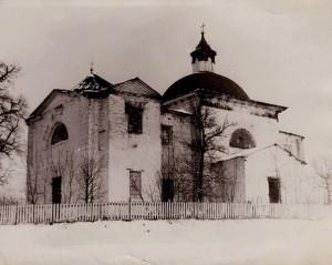 Воскресінський храм(1775-1811гг.)